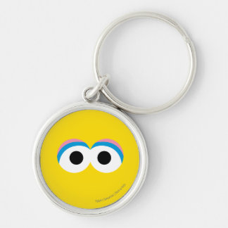 Big Bird Big Face Keychain