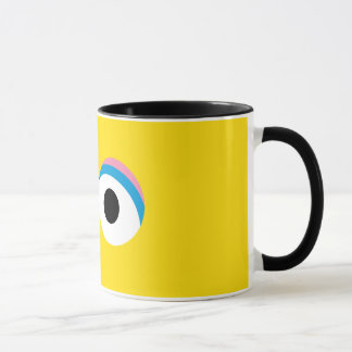 Big Bird Big Face Mug