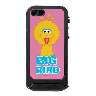 Big Bird Classic Style | Add Your Name Incipio ATLAS ID™ iPhone 5 Case