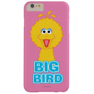 Big Bird Classic Style Barely There iPhone 6 Plus Case