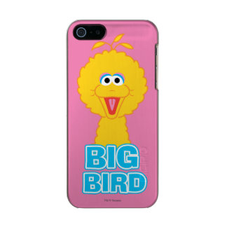 Big Bird Classic Style Incipio Feather® Shine iPhone 5 Case