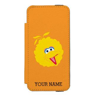 Big Bird Face | Add Your Name Incipio Watson™ iPhone 5 Wallet Case