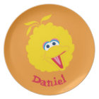 Big Bird Face | Add Your Name Plate