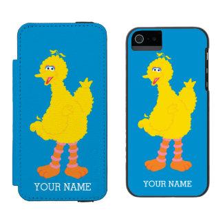 Big Bird Graphic | Add Your Name Incipio Watson™ iPhone 5 Wallet Case