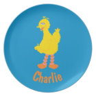 Big Bird Graphic | Add Your Name Plate
