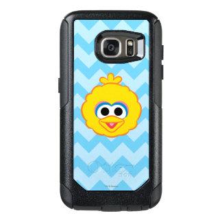 Big Bird Smiling Face OtterBox Samsung Galaxy S7 Case