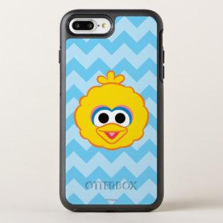 Big Bird Smiling Face OtterBox Symmetry iPhone 7 Plus Case