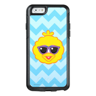Big Bird Smiling Face with Sunglasses OtterBox iPhone 6/6s Case