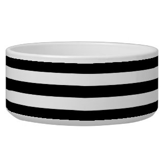 Big Black and White Stripes