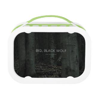 'Big, Black Wolf' Lunch Box