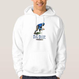 Big Blue Hoodie