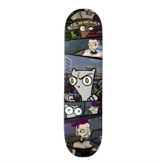 Big Board Of Anger Skate Decks