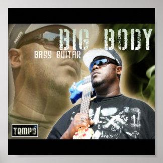 Big Body Poster