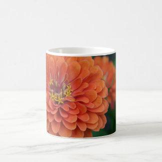 Big Bold Zinnia Flower Mug