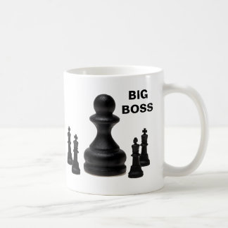 Big Boss Coffee Mug