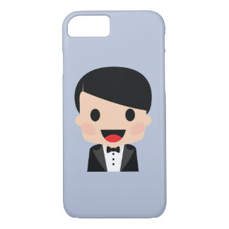 Big Boss in Suit iPhone 7 Case