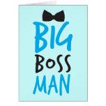 Big Boss man design NP Card