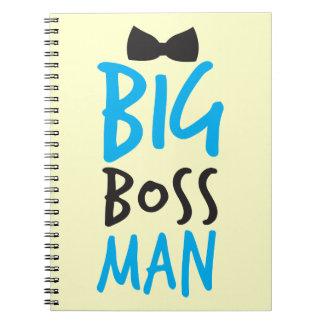 Big Boss man design NP Notebook