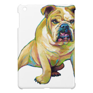 Big Boy Cute Bulldog iPad Mini Cover