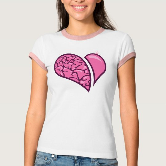 Big Brain Heart Combo T-Shirt