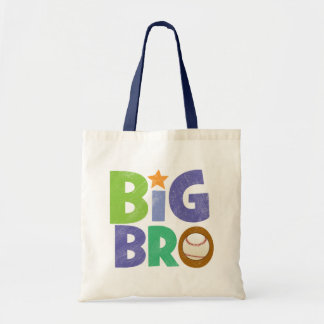 Big Bro Baseball Tote Bag