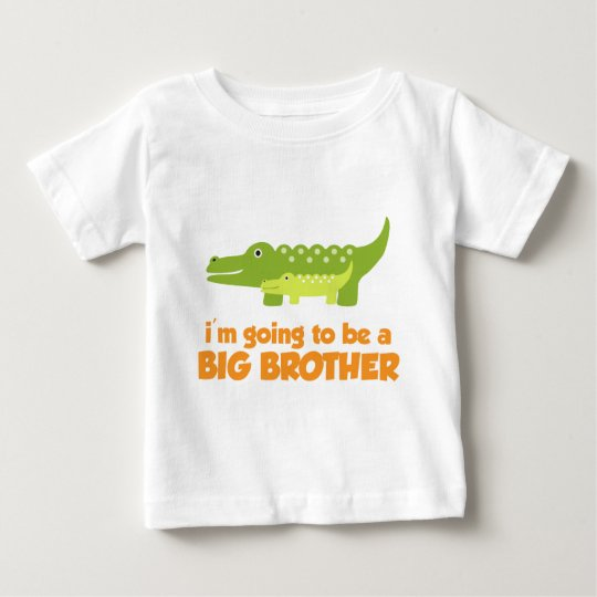 Big Brother Alligator T-shirt
