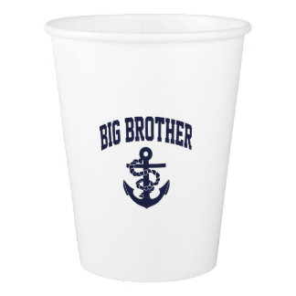 Big Brother Anchor Paper Cup