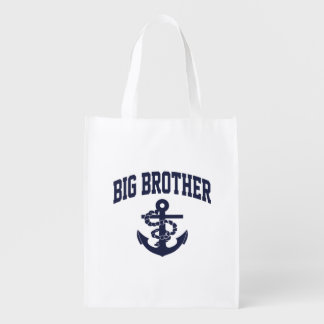 Big Brother Anchor Reusable Grocery Bag