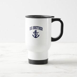 Big Brother Anchor Travel Mug