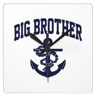 Big Brother Anchor Wallclock