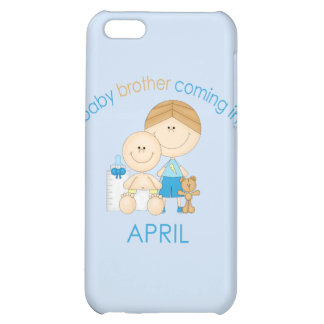 Big Brother Baby Brother Due in April iPhone 5C Case