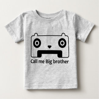 Big brother Baby Fine Jersey T-Shirt HQH