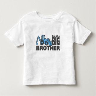 Big Brother Backhoe Toddler T-shirt