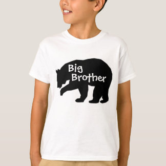 Big Brother Bear T-Shirt
