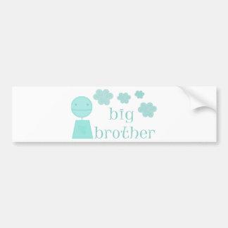 Big Brother Cute Design! Bumper Sticker