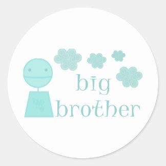 Big Brother Cute Design! Stickers