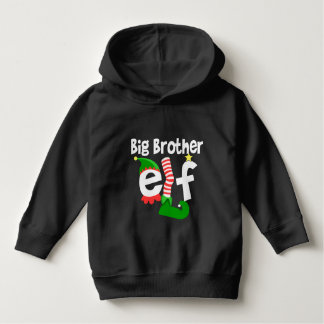 Big Brother Elf Christmas Hoodie