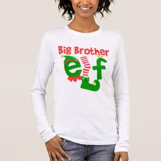 Big Brother Elf Christmas Long Sleeve T-Shirt
