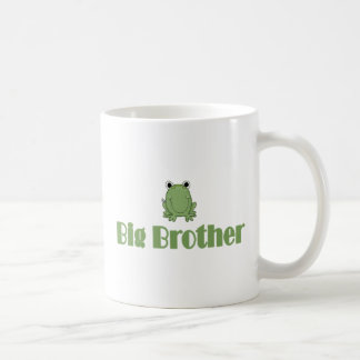 Big Brother Green Frog Coffee Mug