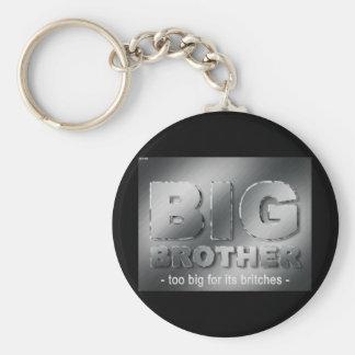 Big Brother Keychain