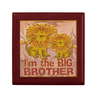 Big Brother Lion Keepsake Box