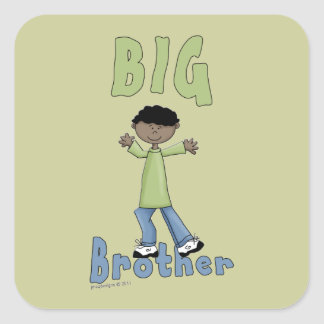Big Brother Little Boy 2 Sticker