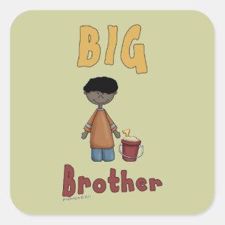 Big Brother Little Boy 8 Sticker