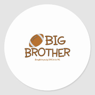 BIG BROTHER - LOVE TO BE ME STICKER