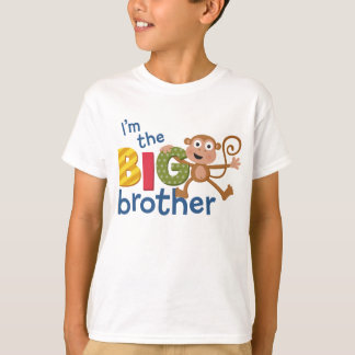 BIG brother Monkey T-Shirt