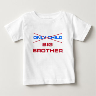 Big brother - Not an only child anymore Baby T-Shirt