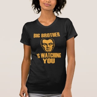 Big Brother Portrait T-Shirt