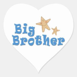 Big Brother Starfish Stickers