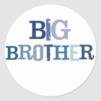 Big Brother Stickers