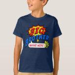 Big Brother Superhero Custom Shirts
